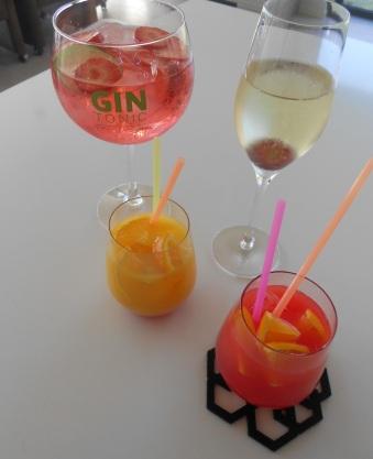 Bbq drinks