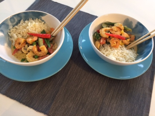 Thaise curry 2