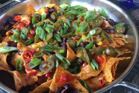 Duivelse nacho's