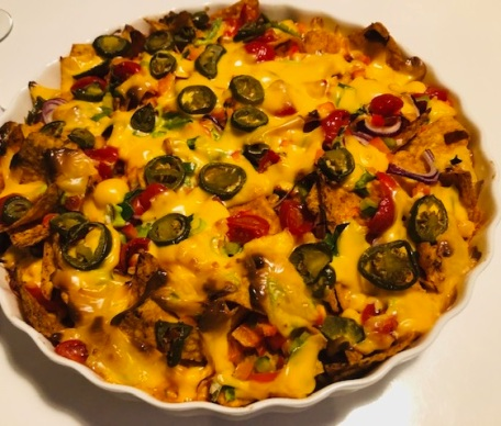 Mexican nacho's
