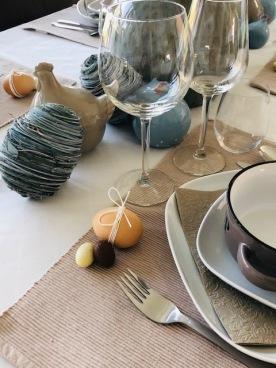 Pasen tafel individueel