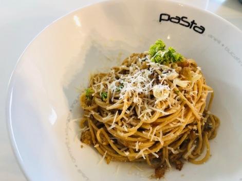 Spaghetti poverocci